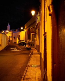Garachico in der Nacht 2