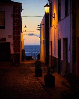 Garachico in der Nacht 5