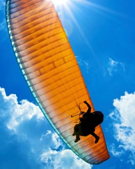 Paragliders, Gleitschirmfliegen 1